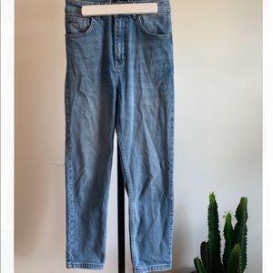 Urban Outfitters girlfriend jean